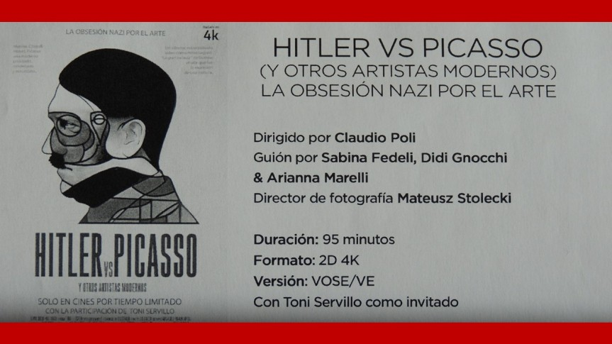 HitlerPicasso